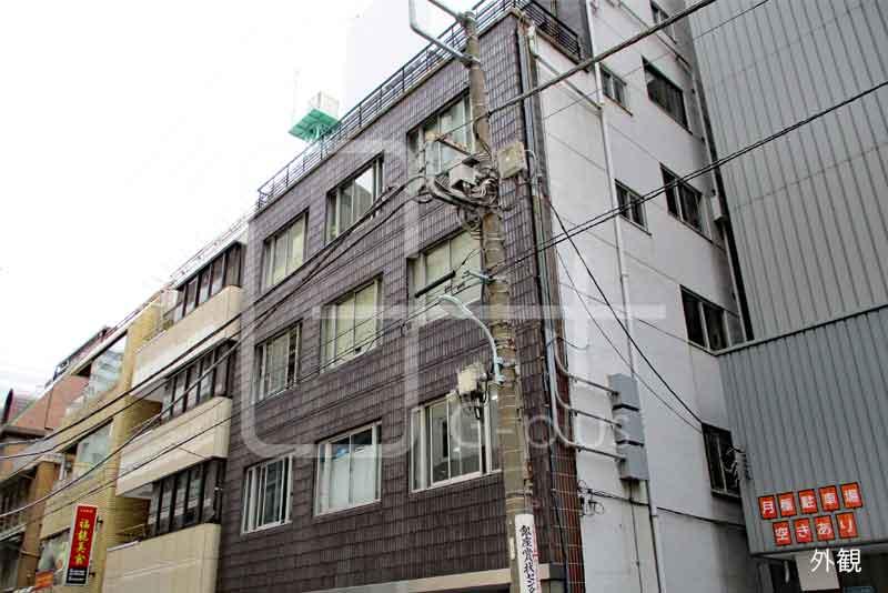 銀座1丁目37坪の貸事務所 4階のイメージ