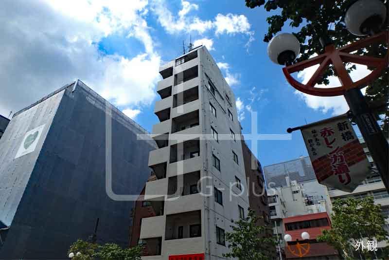 新橋6丁目赤レンガ通り貸事務所 2階のイメージ