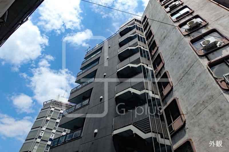 新橋3丁目ビル 1階~7階のイメージ