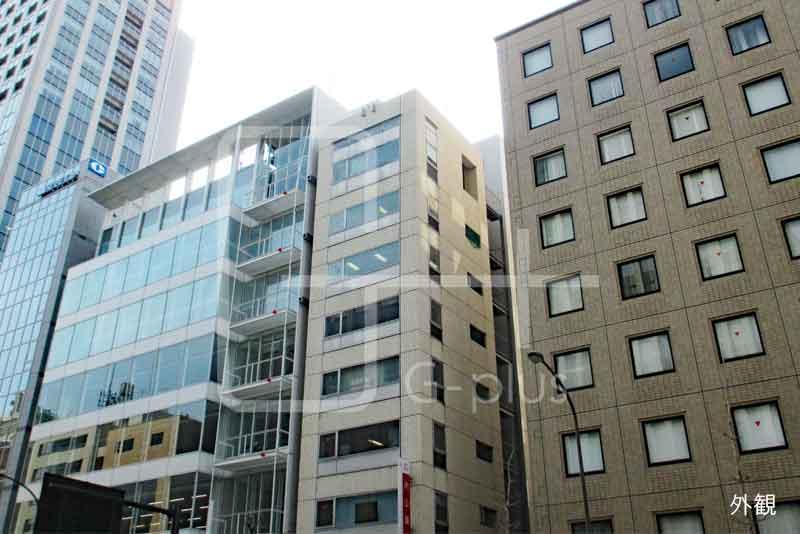 日比谷通り沿いの貸事務所 4階のイメージ
