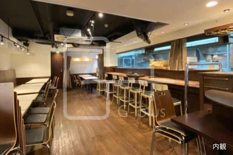東新橋イタリアンレストラン居抜き 1階のイメージ