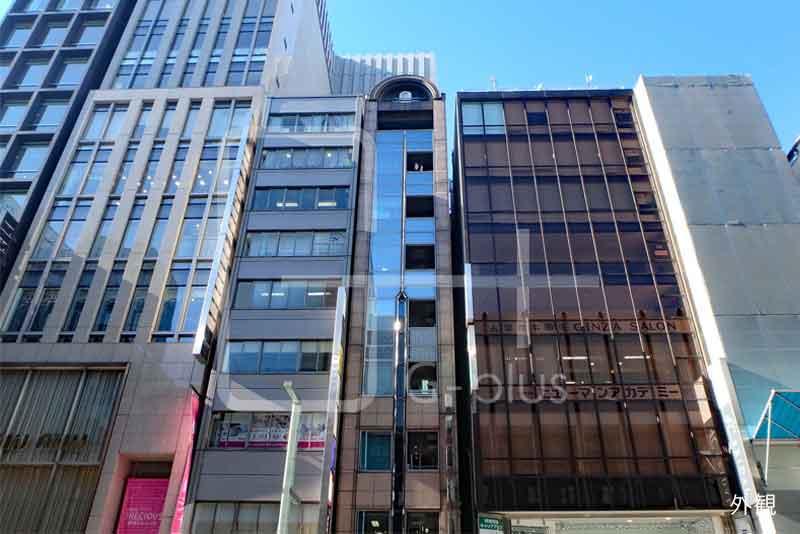 銀座2丁目中央通りの店舗事務所 8階のイメージ