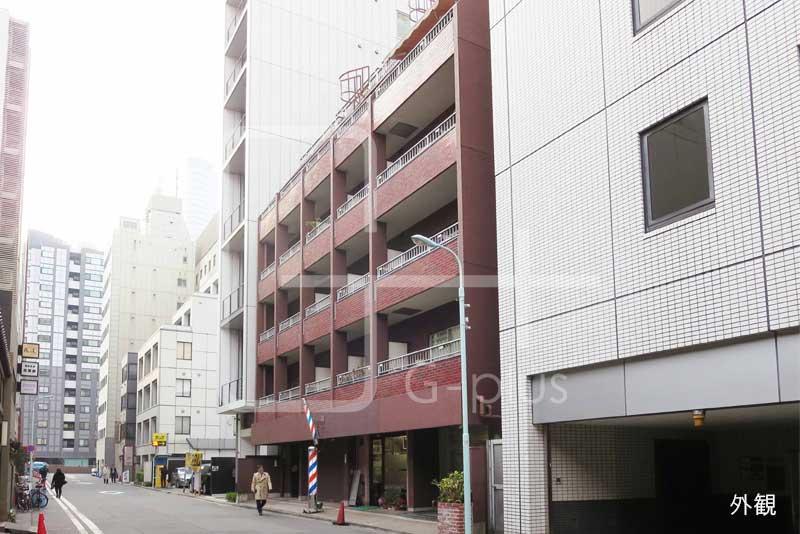 新橋演舞場近くの貸事務所 605号室のイメージ