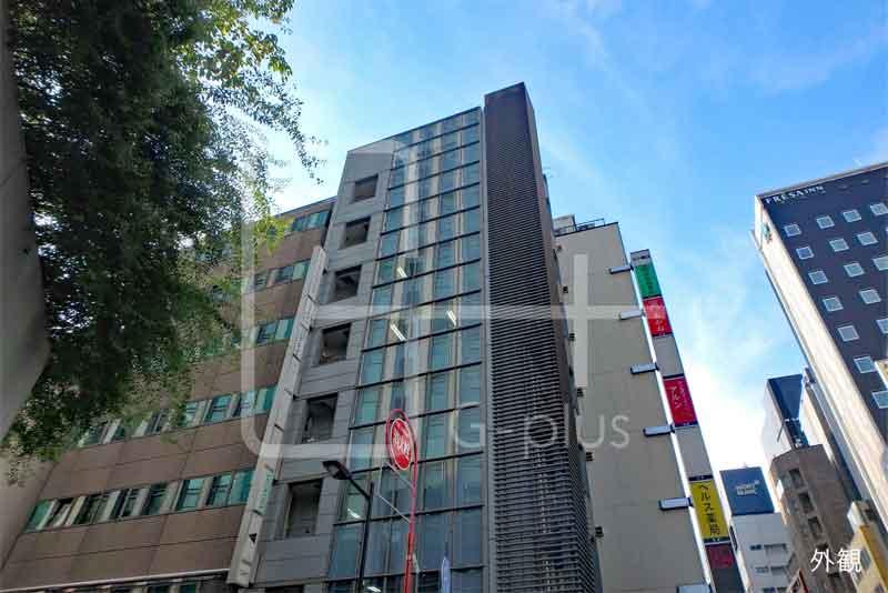 銀座花椿通り角地の貸事務所 6階のイメージ