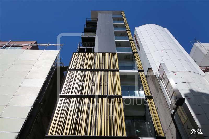 銀座8丁目見番通りの新築ビル 7階のイメージ