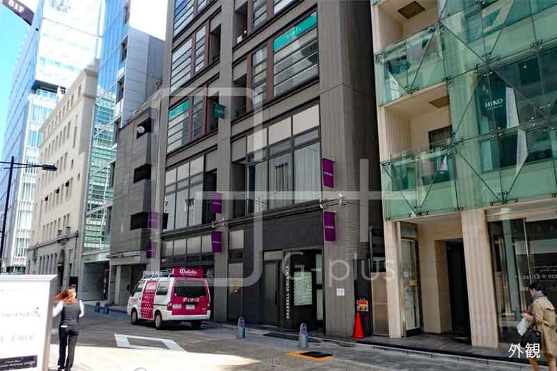銀座2丁目あづま通り店舗事務所 801号室のイメージ