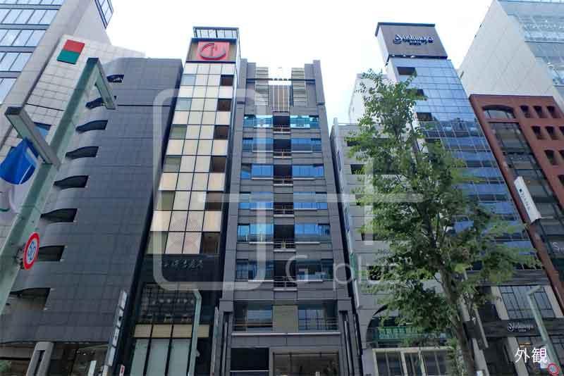 銀座6丁目中央通り貸店舗事務所 4階のイメージ