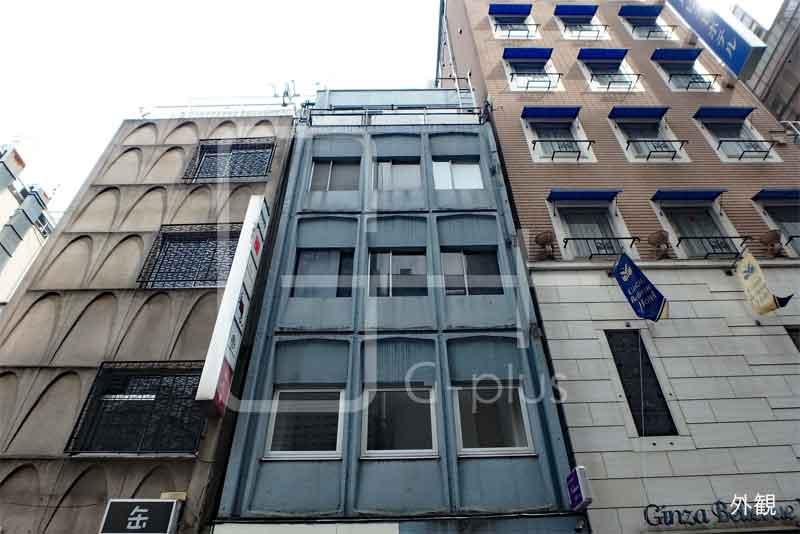 銀座6丁目数寄屋通り貸事務所 2階のイメージ