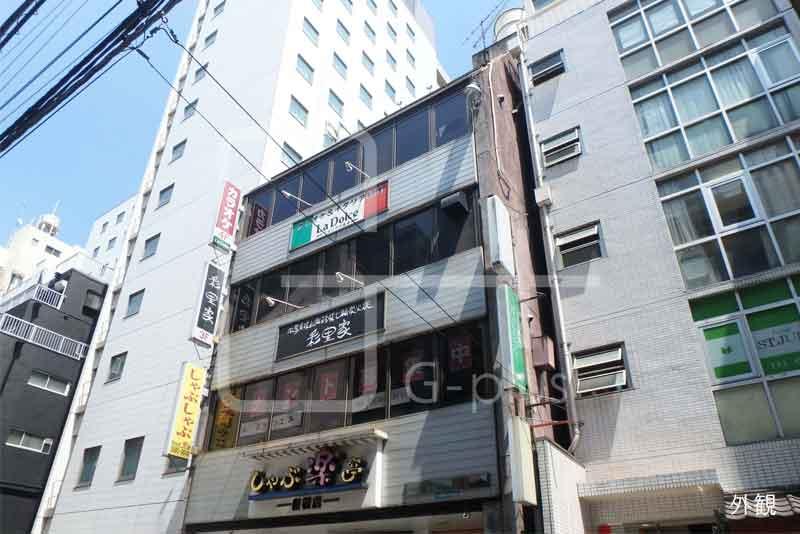 新橋3丁目42.92坪の貸店舗 3階のイメージ