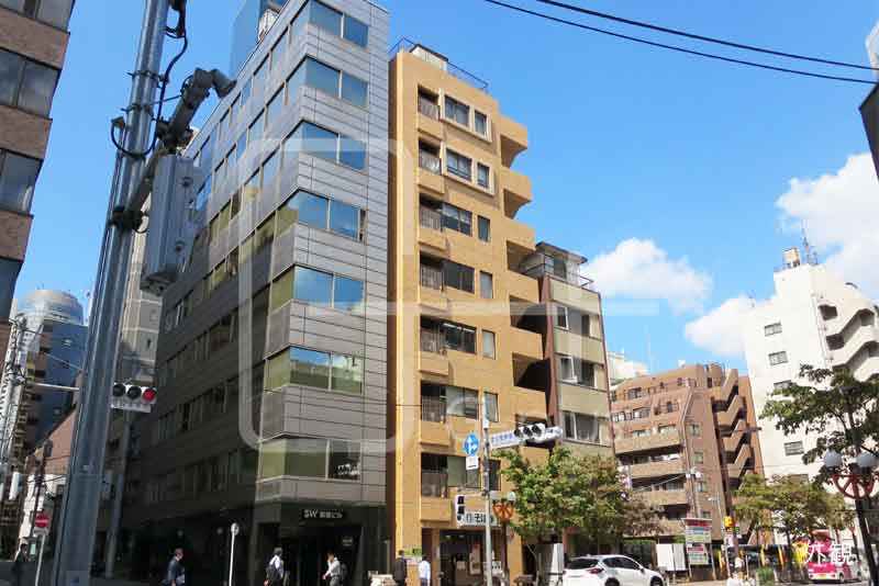 赤レンガ通りに面する貸オフィス 2階のイメージ