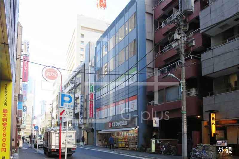 銀座5丁目木挽町通りの貸事務所 7階のイメージ