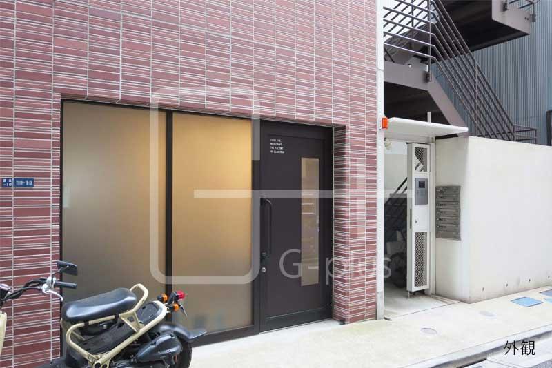 銀座1丁目4.22坪貸オフィス 3階B室のイメージ