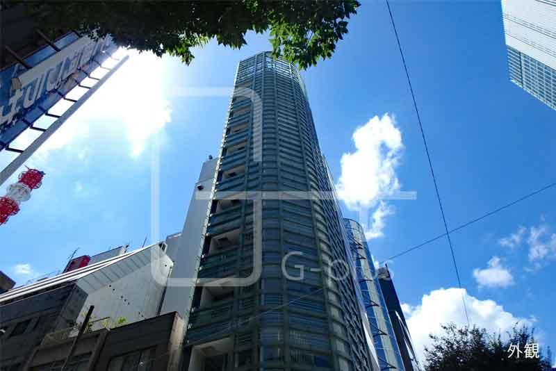 晴海通り×木挽町通りオシャレビル 7階+8階のイメージ