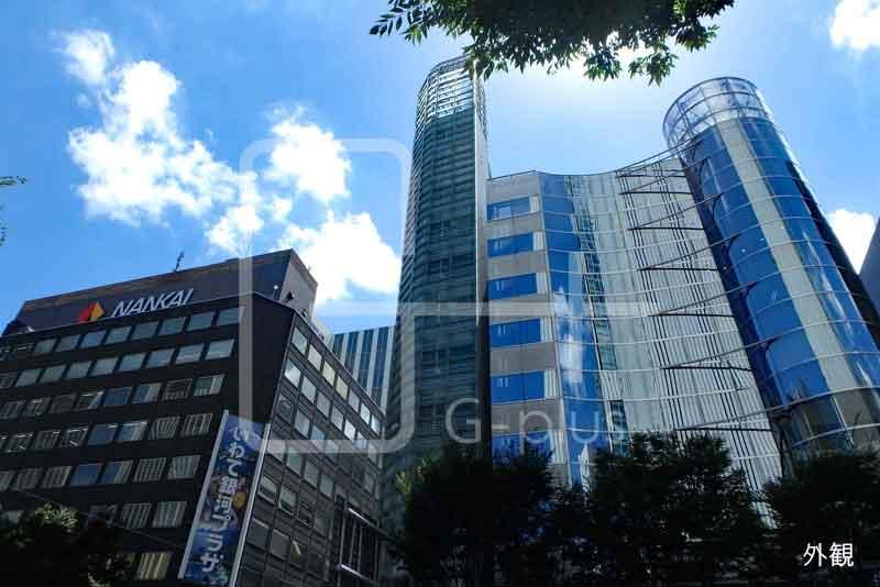 晴海通り×木挽町通りオシャレビル 11階+12階のイメージ