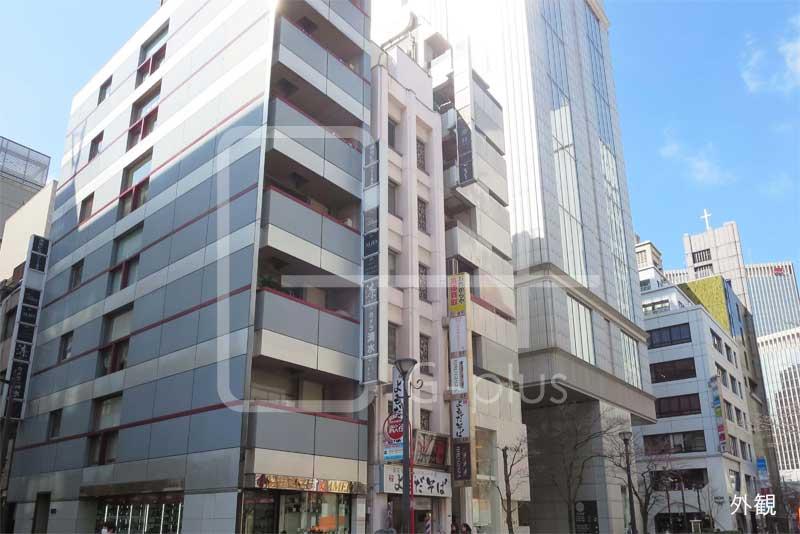 銀座4丁目松屋通りの貸店舗 5階のイメージ