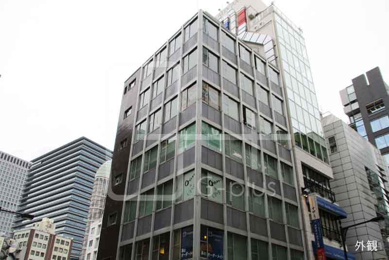 銀座1丁目のスケルトン店舗 1階のイメージ
