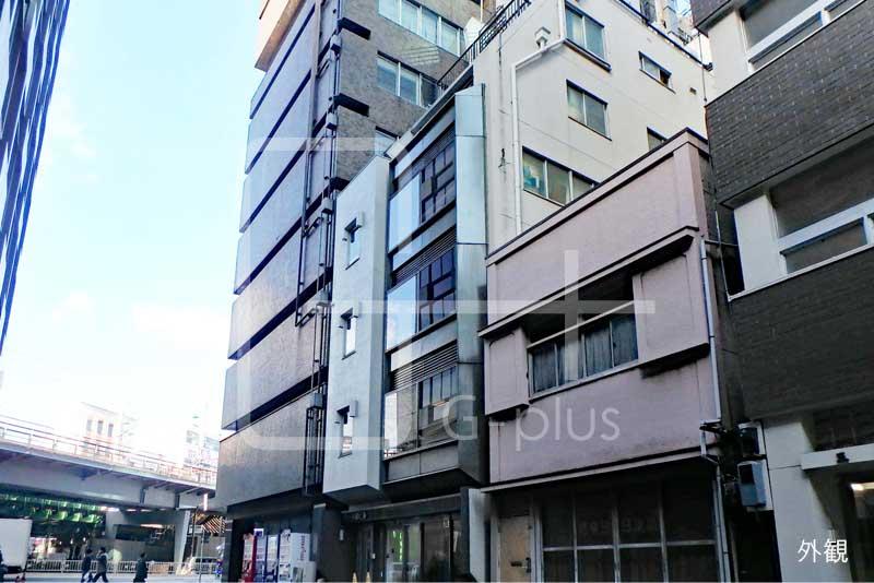 東新橋1丁目の駅近事務所 2階のイメージ