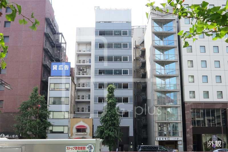 銀座4丁目昭和通りの店舗事務所 9階のイメージ