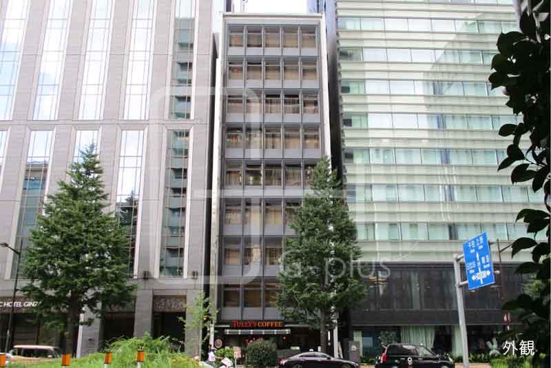 銀座6丁目昭和通りの貸事務所 4階B室のイメージ