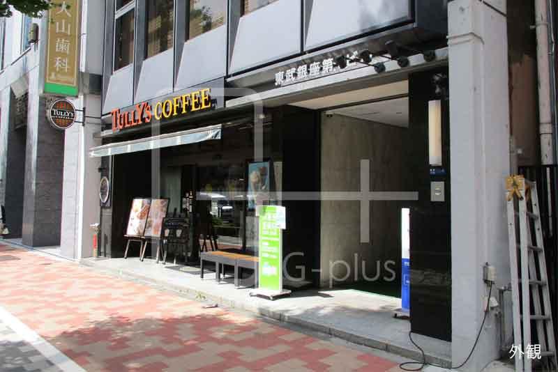 銀座6丁目昭和通りの貸事務所 9階B室のイメージ