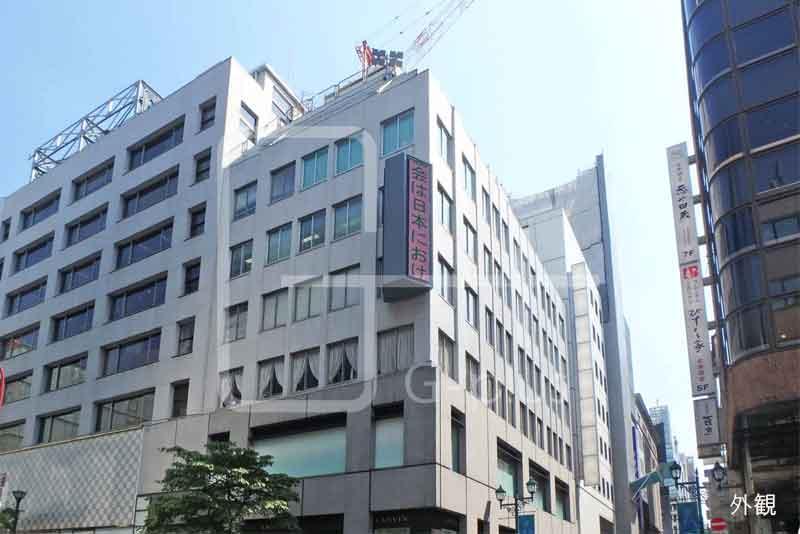 松屋通り×ガス灯通りのビル 602号室のイメージ