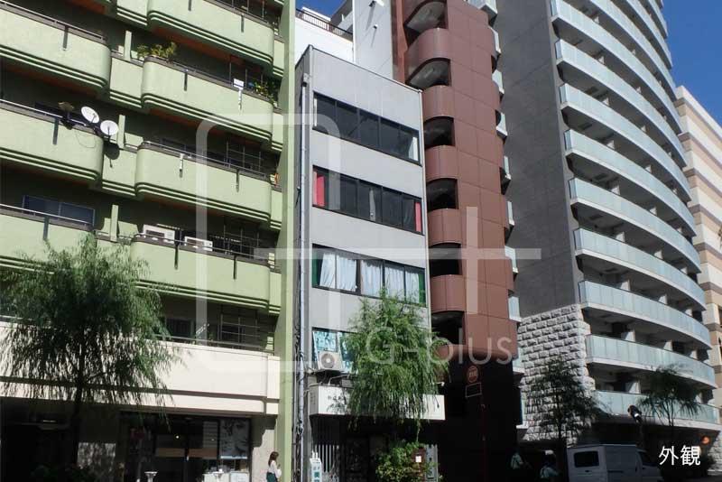 銀座1丁目のコンパクト物件 3階のイメージ