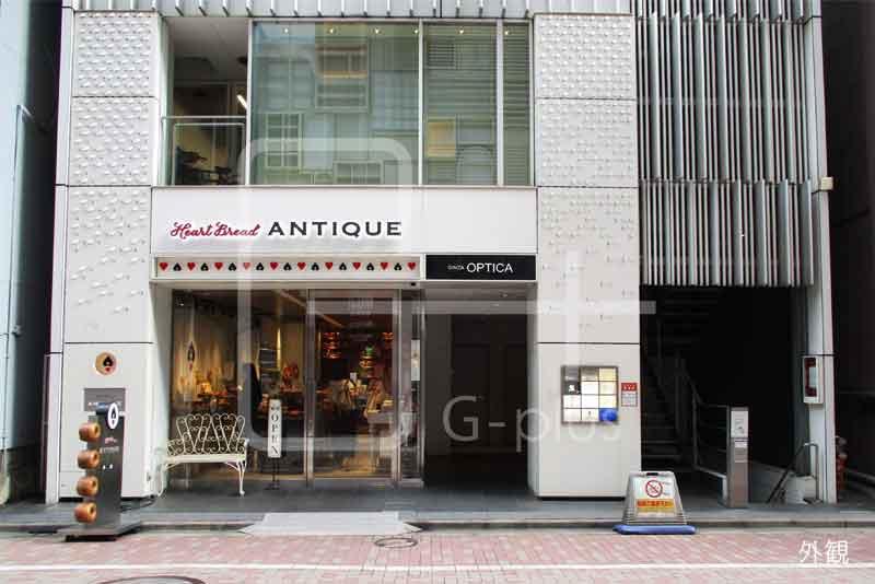 銀座3丁目レンガ通りの貸店舗 4階のイメージ