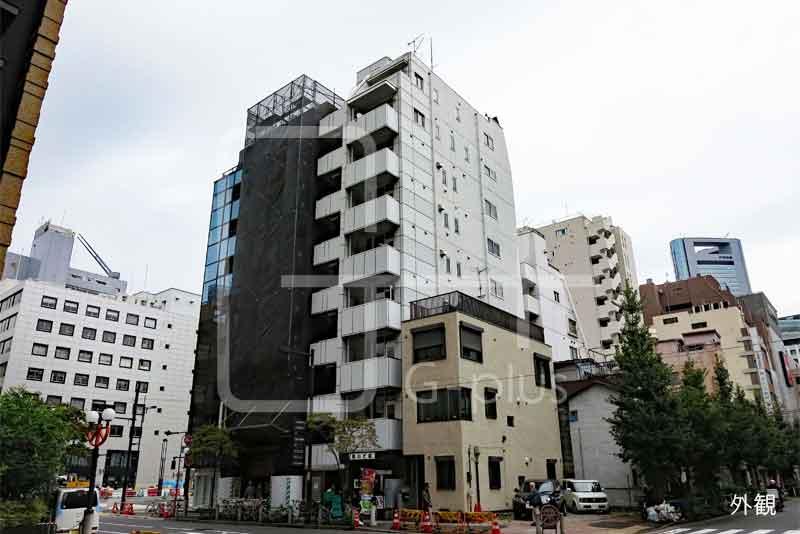 新橋赤レンガ通り貸オフィス 2階のイメージ