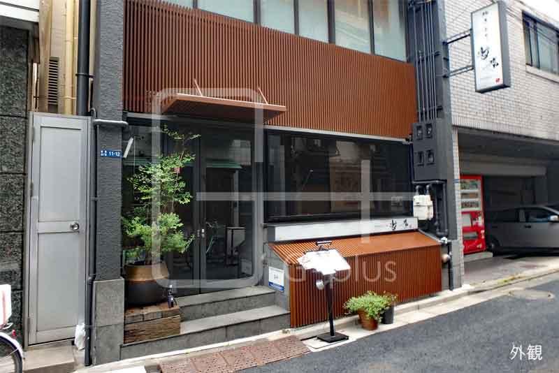 歌舞伎座裏の貸店舗事務所 4階A室のイメージ
