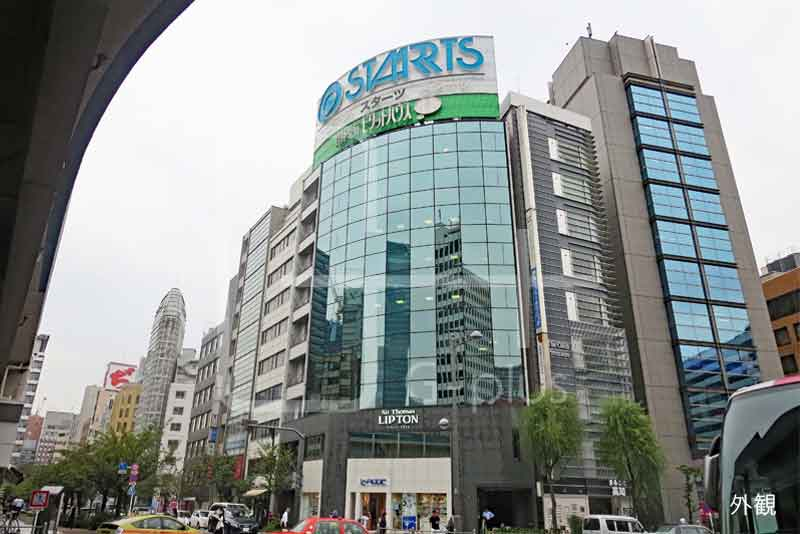 外堀通り×桜通りの店舗事務所 2階のイメージ