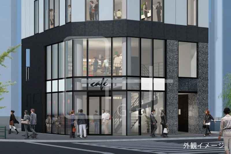 仮)銀座一丁目ビル 1階+2階のイメージ