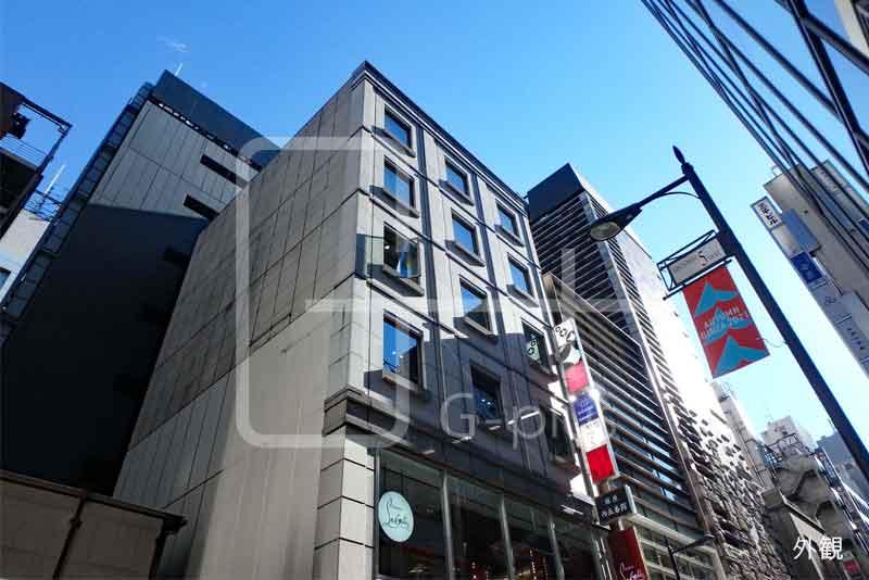 西五番街に面する貸事務所 6階のイメージ
