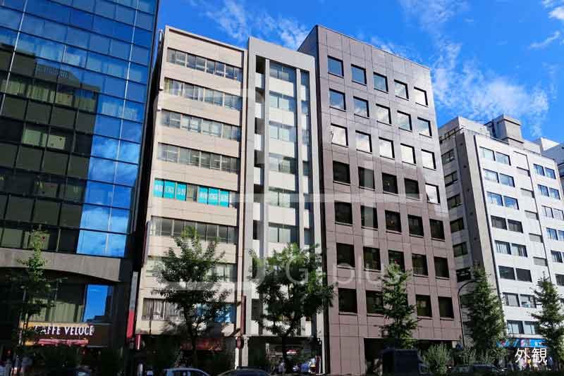 日比谷通り沿いの貸事務所 9階のイメージ